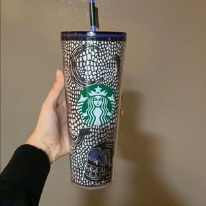 New starbucks cup